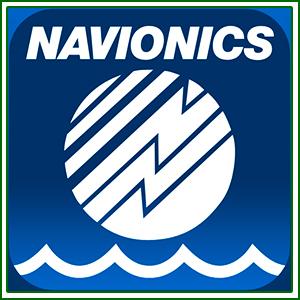 Navionics BoatingHD. Карта глубин водоёмов Европы. (Волга, Ахтуба, Дон)